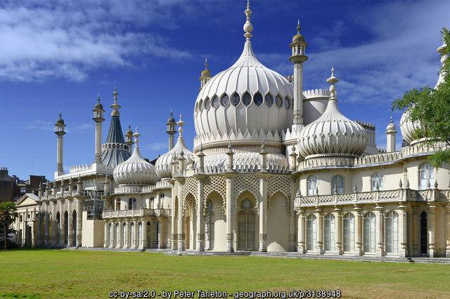 Brighton pavilion national trust